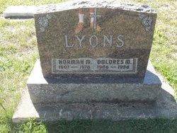 Dolores M. <I>Baur</I> Lyons