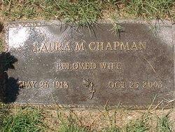 Laura May <I>Collier</I> Chapman