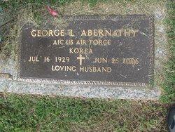 George L Abernathy