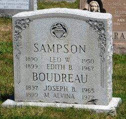 Joseph B Boudreau