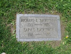 Richard E. Backstrom