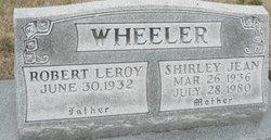 Shirley Jean <I>Cullifer</I> Wheeler