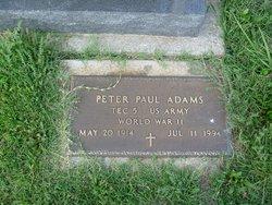 Peter Paul Adams