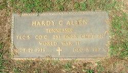 Hardy C. Allen