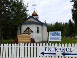 Saint Nicholas Orthodox Church Cemetery