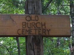 Old Burch Cemetery