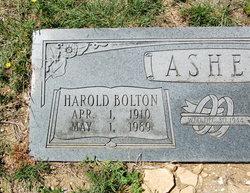 Harold Bolton Asher