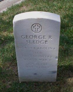 George Robert Sledge