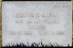 Curtis Calvin Smith