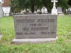 Frances <I>Sellers</I> Garrett