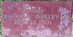 Rhoda V. <I>Terry</I> Oakley