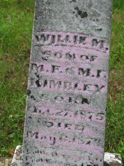 Willie M. Kimbley