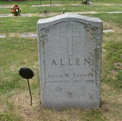 Justin Wesley Allen