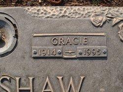 Gracie May <I>Jamison</I> Bradshaw