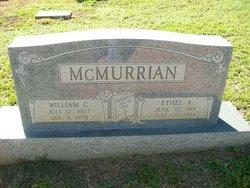 Minnie Ethel <I>Auger</I> McMurrian
