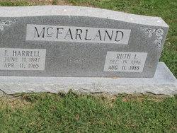 Fred Harrell McFarland
