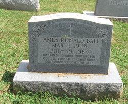 James Ronald Ball
