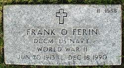 Frank O Ferin