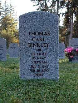 Thomas Carl Binkley