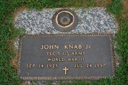 John Knab, Jr