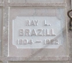 "Raymond Lee ""Ray"" Brazill"