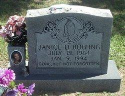 Janice D. Bolling