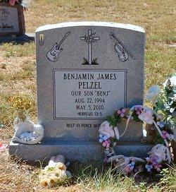 """Benjamin James """"Ben"""" Pelzel"""