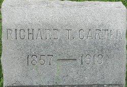 Richard T Carter