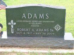 Robert Anthony Adams, Sr