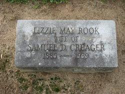 Elizabeth May <I>Rook</I> Creager