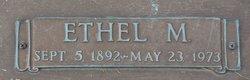 Ethel M <I>Dyer</I> Dailey