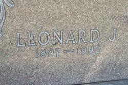 Leonard J. Jensen