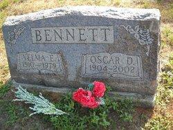 Velma Eloise <I>Fetters</I> Bennett