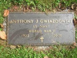 """Anthony J. """"Tony"""" Gwiazdowski"""