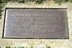 Ronald Edwin Gauger