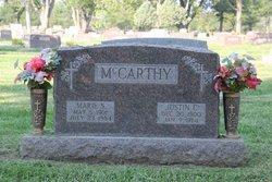 Marie Sophie <I>Jensen</I> McCarthy