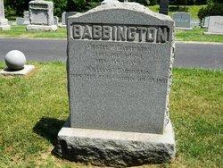 William T. Babbington