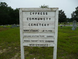 Cypress Community Cemetery