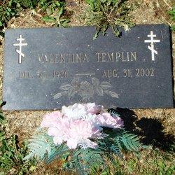Valentina <I>Parshook</I> Templin
