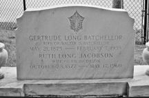 """Gertrude Mary """"Mary"""" <I>Long</I> Batchellor"""