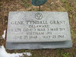 LCpl Gene Tyndall Grant