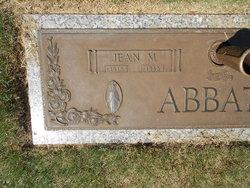 """Jean Mary """"Jenny"""" Abbate"""