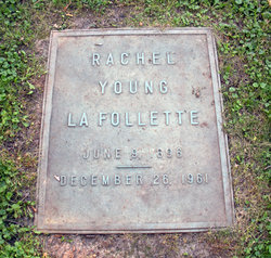Rachel Wilson <I>Young</I> La Follette