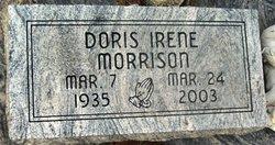 Doris Irene <I>Allison</I> Morrison