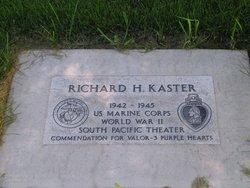 """Richard Howard """"Dick"""" Kaster"""