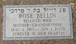 Rose Bellin