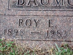 Roy Edward Baumgartner