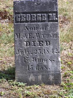 George Wyman