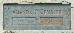 Amanda Christine <I>Beutnagel</I> Gembler