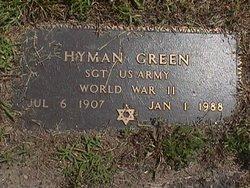 Hyman <I>Greece</I> Green